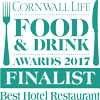 Four star hotel in Cornwall
