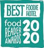 Best foodie hotel