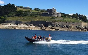 St Mawes Water Taxi
