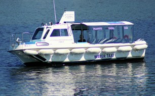 Falmouth Water Taxi