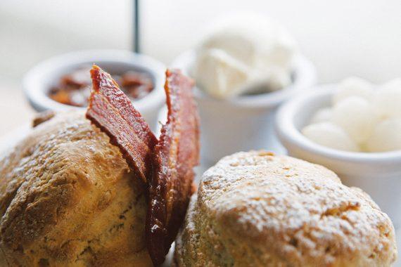 beer-bacon-cheese-scones-national-cream-tea-day-afternoon-tea-
