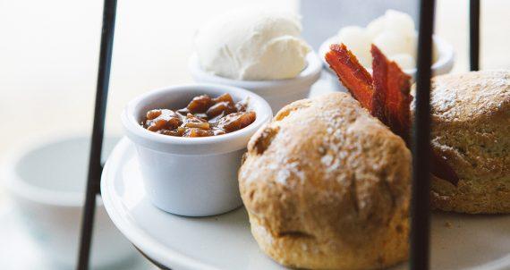 beer-bacon-cheese-scones-national-cream-tea-day-afternoon-tea