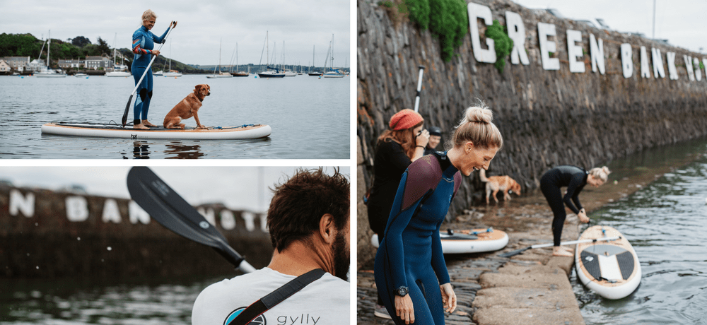 Experience Falmouth on the water