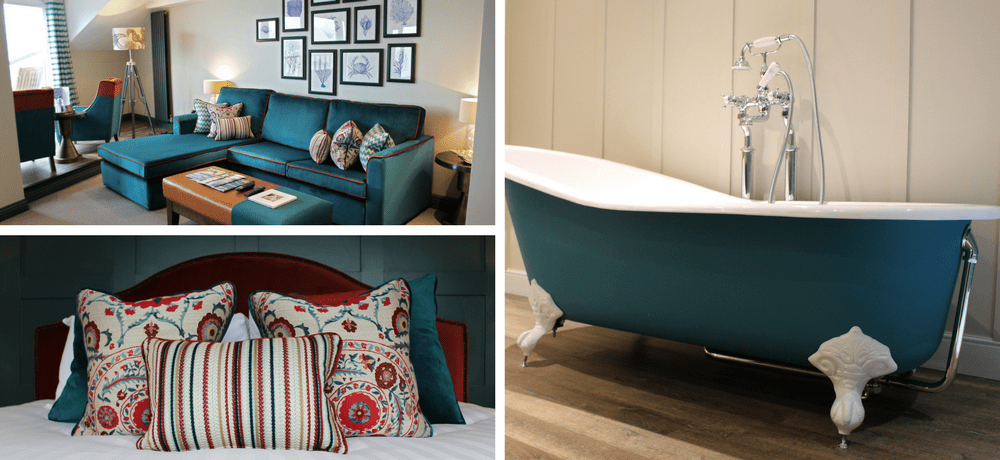 The Lookout Suite | Greenbank Hotel | Hotels in Falmouth