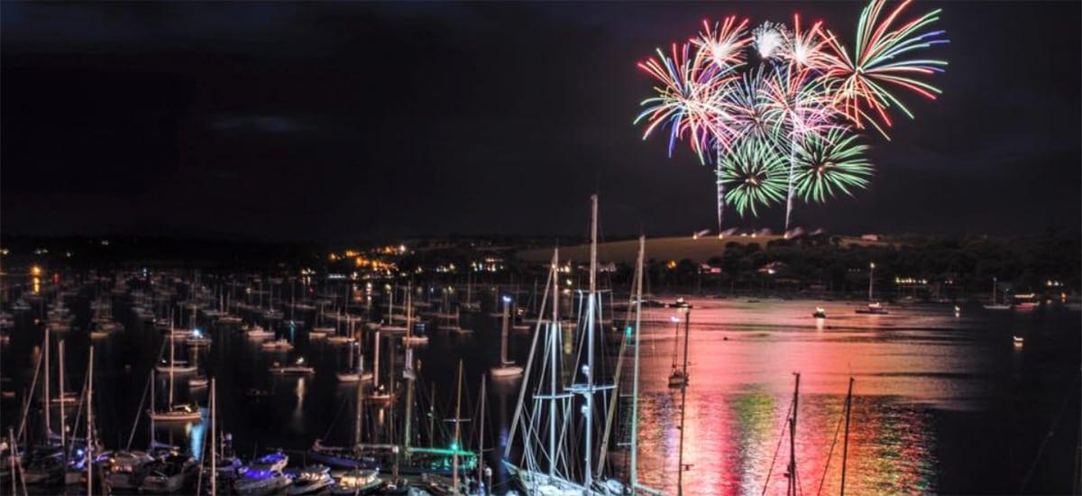 New Year's Eve Regatta