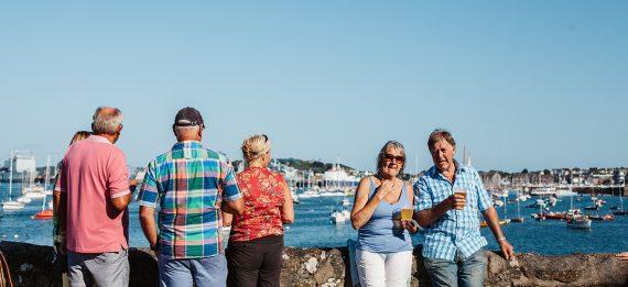 falmouth-week-greenbank-regatta-village