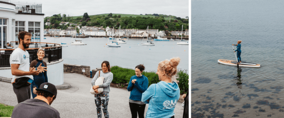 gylly-adventures-falmouth-cornwall-paddleboard-yoga-sessions-greenbank-hotel-