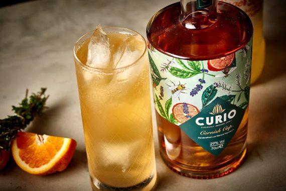 Cornish spirits - Curio gin