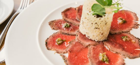 Carpaccio-of-beef-chef-recipe