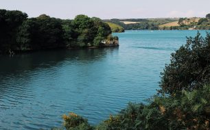 An autumnal stroll exploring the Helford River