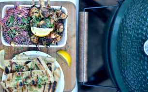 Nick Hodge's Recipe for Barbecued Monkfish