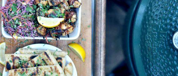 monkfish-barbecue