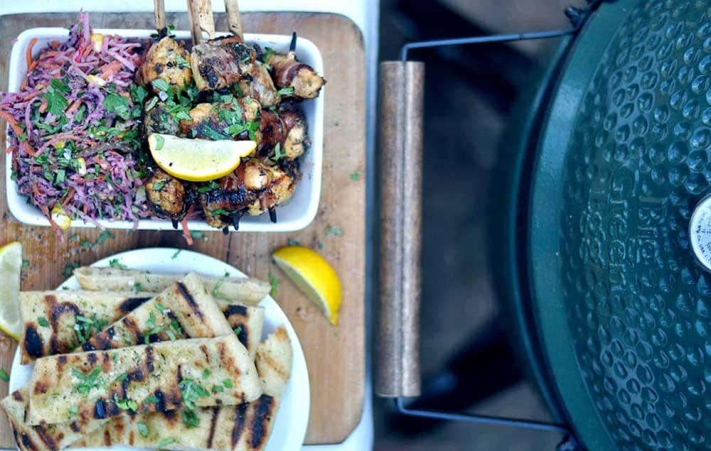 Monkfish Recipes Barbecued Monkfish Recipe Chef