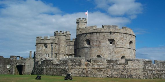 Pendennis-Castle-haunting-locations-greenbank-hotel