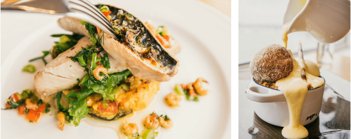 Waters-Edge-Restaurant-Falmouth-Cornwall-Greenbank-Hotel-mackerel-autumn-crumble