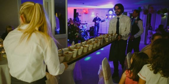 weddings-greenbank-hotel-buffet-evening-service