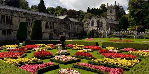 lanhydrock-estate-gardens