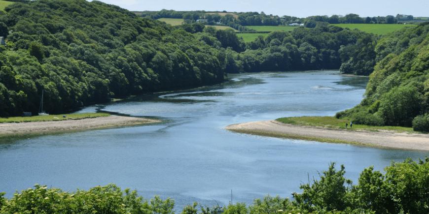 gillan-creek-to-dennis-head-cornish-walks-coastal-path-cornwall