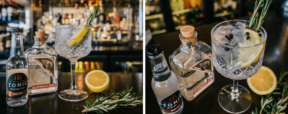 cocktails-waters-edge-falmouth-cornwall-drink-gin-and-tonic-cocktail