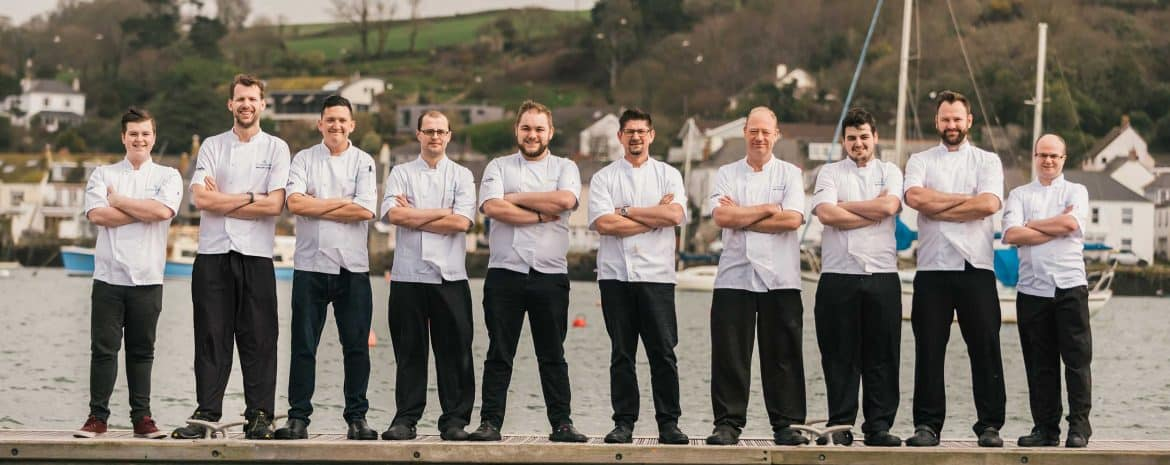 greenbank-hotel-falmouth-waters-edge-chef-kitchen-team-cornish-chefs-restaurant-food-4-heroes-cornwall