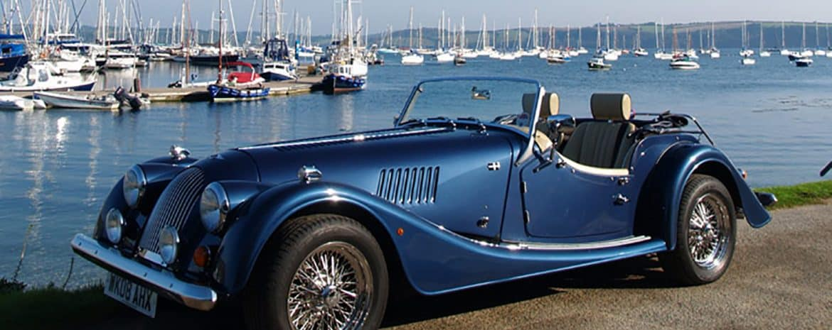 morgan-car-hire-cornwall-perranwell-garage