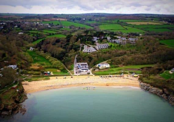 maenporth-beach-favourite-cornish-beaches-greenbank-hotel