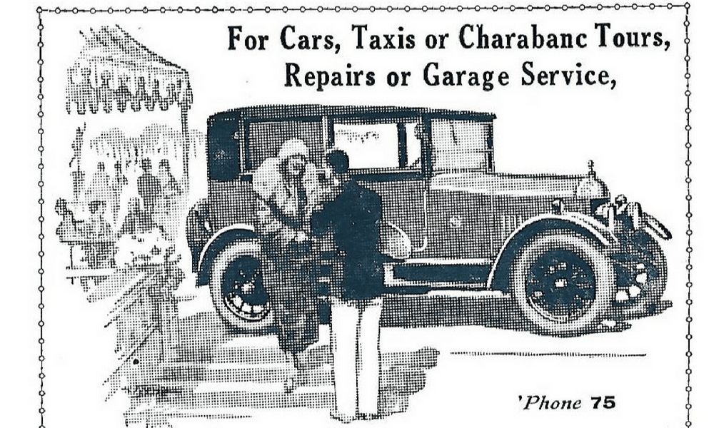 history-greenbank-hotel-old-photographs-advert-motorcars-historic