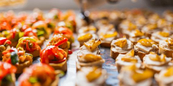 canapes-wedding-breakfast-food-wed-greenbank-hotel