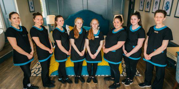 housekeeping-team-at-the-greenbank-hotel-falmouth-cornwall