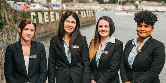 reception-team-at-the-greenbank-hotel-falmouth