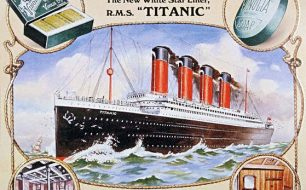 An evening on board the RMS Titanic