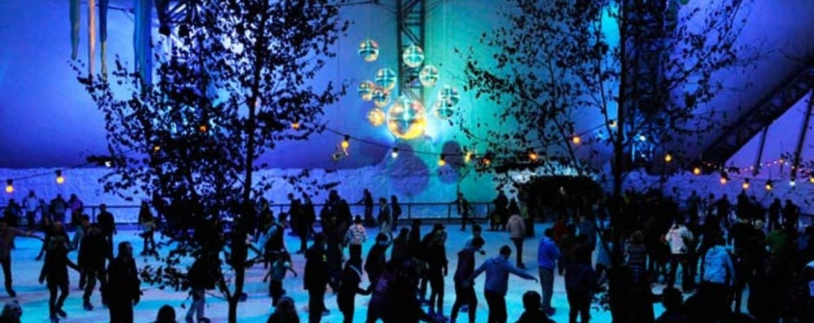 whats on in november-ice-skating-at-eden-project