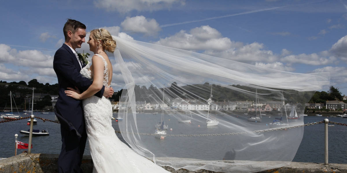 greenbank real weddings - falmouth - cornwall