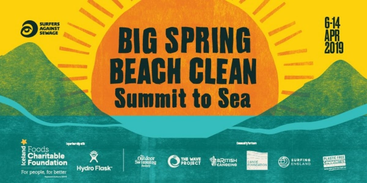 beach clean Falmouth - greenbankhotel - workingboatpub