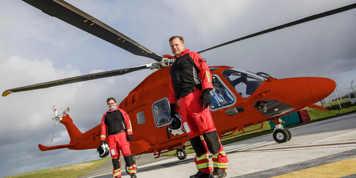 cornwall air ambulance - coastal convoy - greenbank hotel - falmouth
