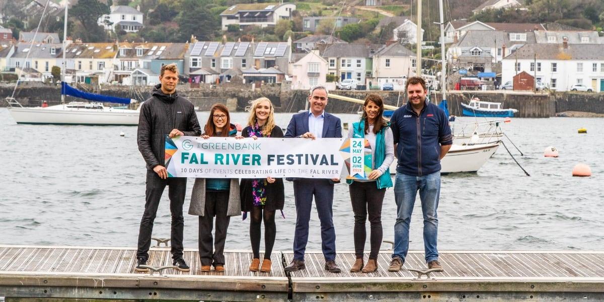 fal river festival - the greenbank hotel - official headline sponsors