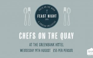 Chefs on the Quay: This August