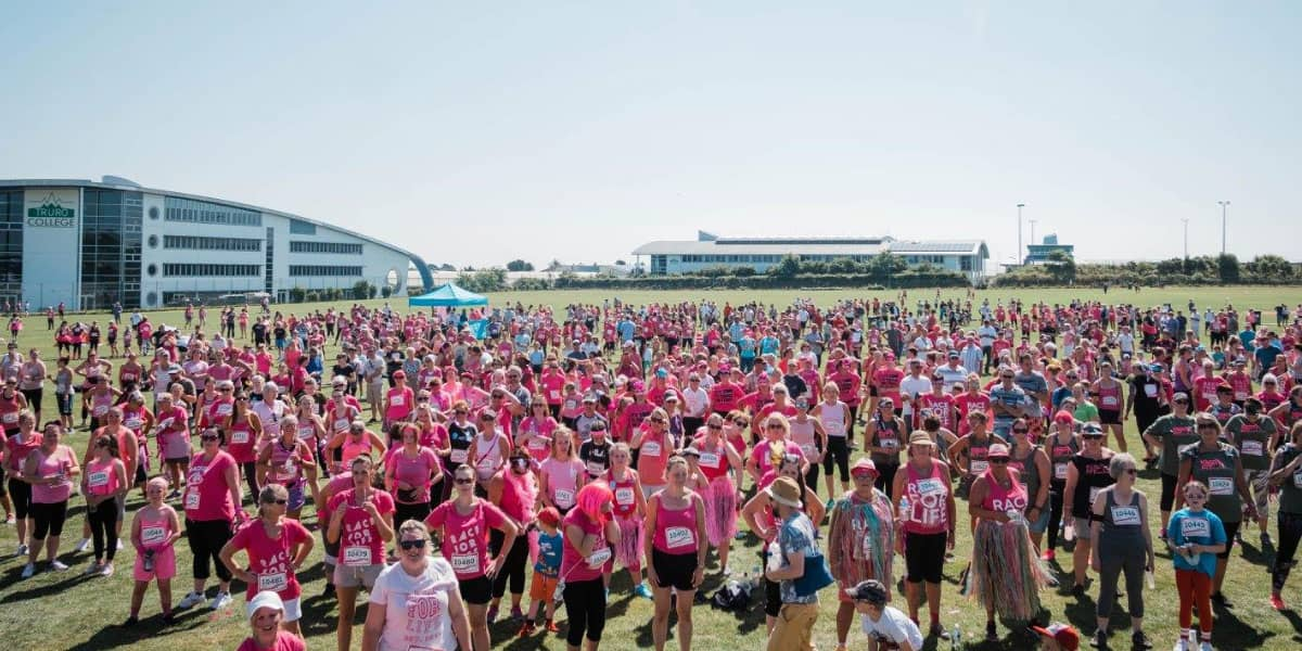 race-for-life-truro-cornwall-july-the-greenbank-hotel