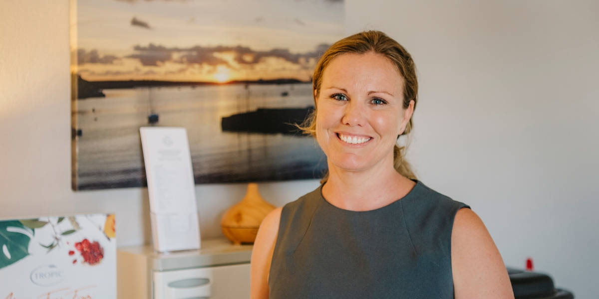 meet the team lindsay cowley spa therapist at The Greenbank Hotel
