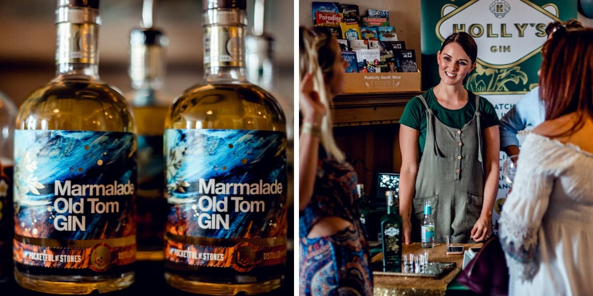 winter gin festival at The Greenbank Hotel