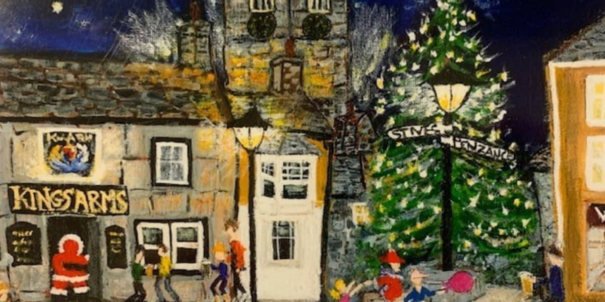 zennor-arts-and-crafts-christmas-fair-the-greenbank-hotel