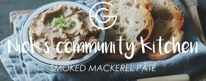 smoked mackerel pâté recipe