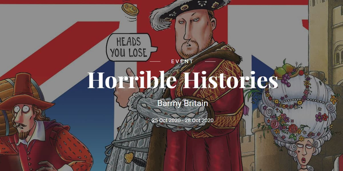 horrible-histories-the-minack-theatre-things-to-do-in-cornwall-in-october-the-greenbank-hotel